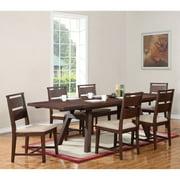 Modus Portland Rectangular 7 Piece Dining Table Set