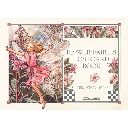 - Flower Fairies Postcard Book