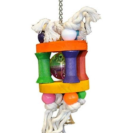 1685 Ball Finder Bird Toy