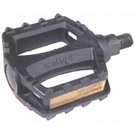 Sunlite Pedals Juvenile BMX Plastic 1/2 Black