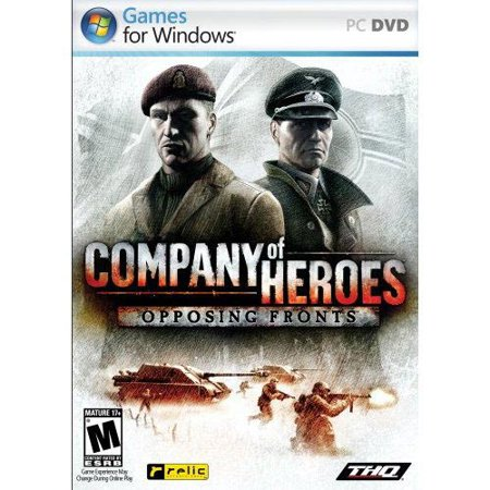 Company of Heroes: Opposing Fronts Expansion Pack (Best Company Of Heroes Game)