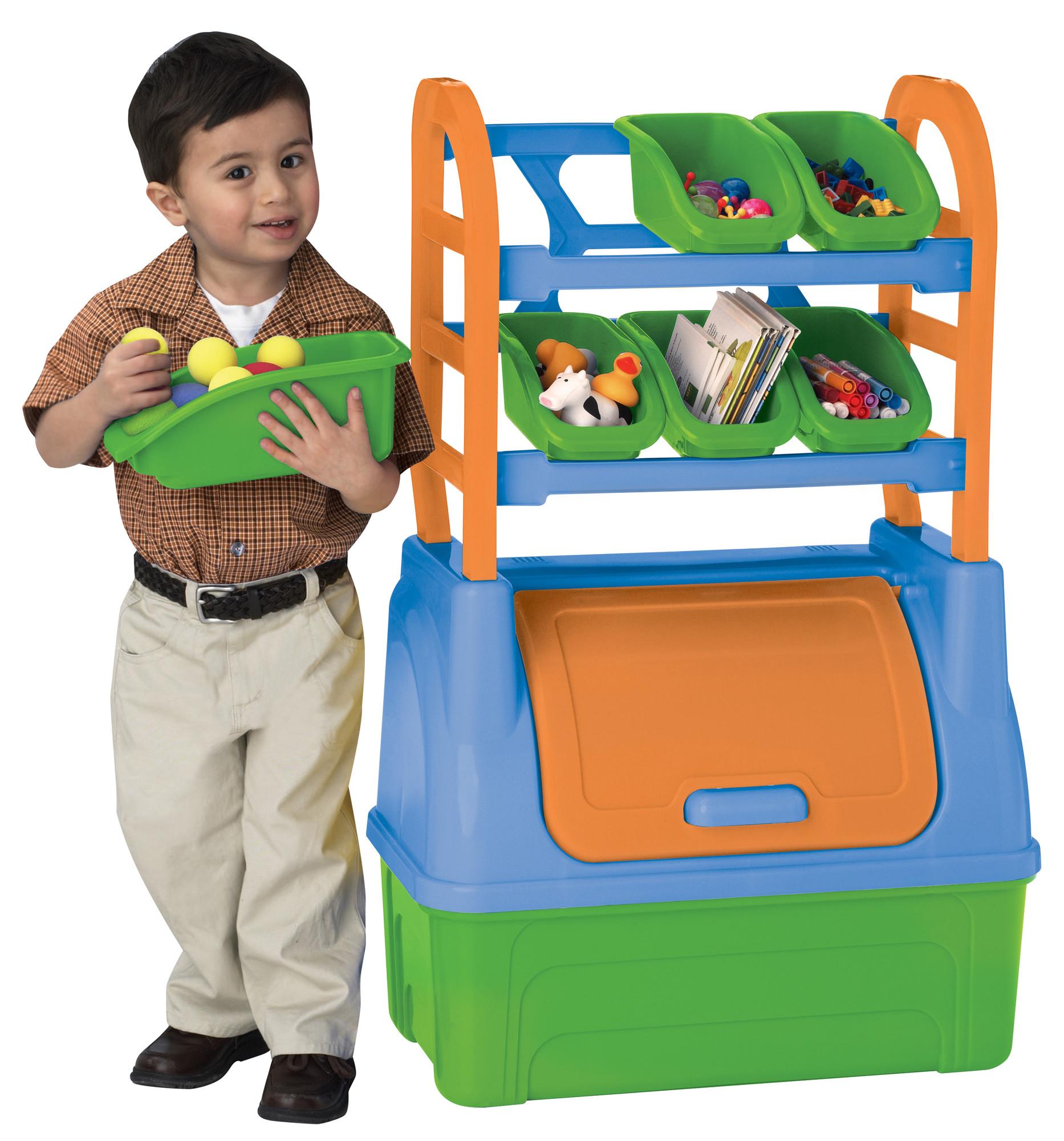 american plastic toys toy organizer walmart com