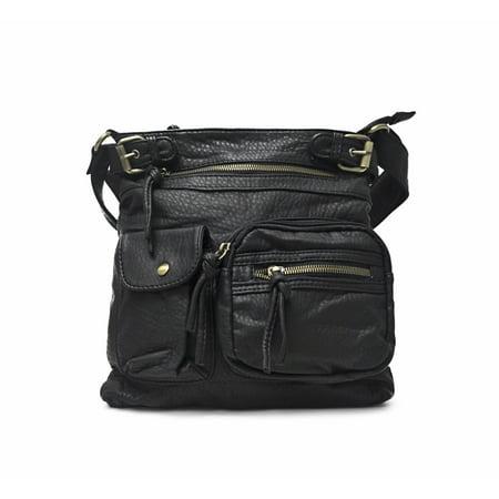 SORRENTINO Sori Collection Spacious Messenger & Cross Body for Young Women and Girl Handbag … ()