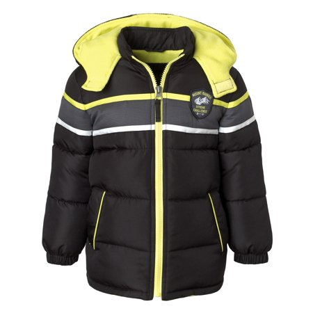 Ixtreme Ixtreme Boys Hooded Winter Puffer Bubble Jacket