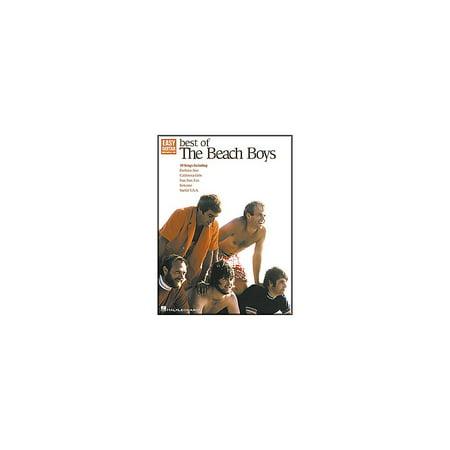 Hal Leonard Best of The Beach Boys Easy Guitar Book ()