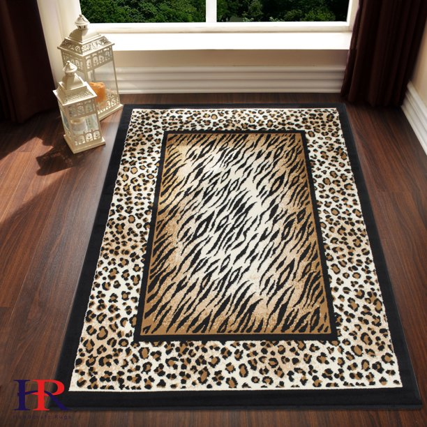 Rugs For Cabin And Lodge Tiger Skin