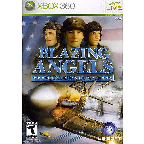 Blazing Angels: Squadrons Of Wwii (Xbox 360) - Pre-Owned
