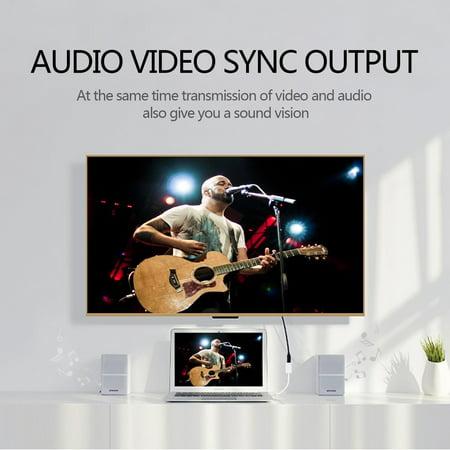 Super Power Loud Dome Tweeter Speakers Mini DVI to HDMI Vehicle Loudspeaker - image 4 de 9