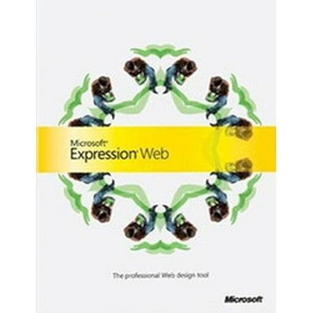 Microsoft Expression Web 2.0 (Upgrade Edition) ()