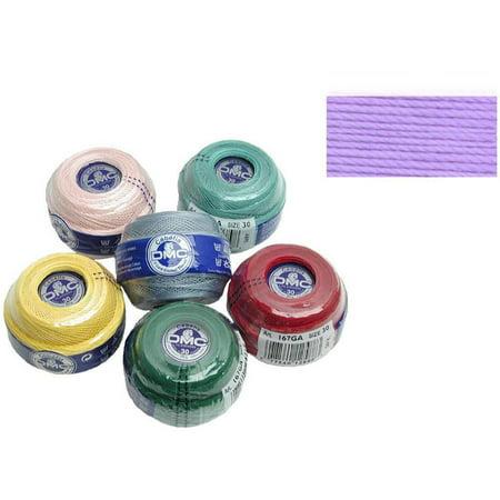 Crochet Lavender - DMC Cebelia Crochet Cotton 20 Med Lavender