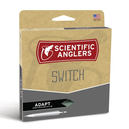 Scientific Anglers Mastery Adapt Switch Spey Fly Fishing Line - All - Scientific Anglers Spey Tips