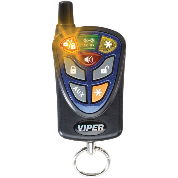 DIRECTED INSTALLATION ESSENTIALS 488V LED 2-Way Remote for Viper(R)