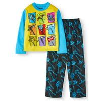 Fortnite 2-Piece Long Sleeve Long Pant Pajama Set (Little Boy & Big Boy)