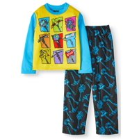 Fortnite 2-Piece Long Sleeve Long Pant Pajama Set (Little Boy & Big Boy)