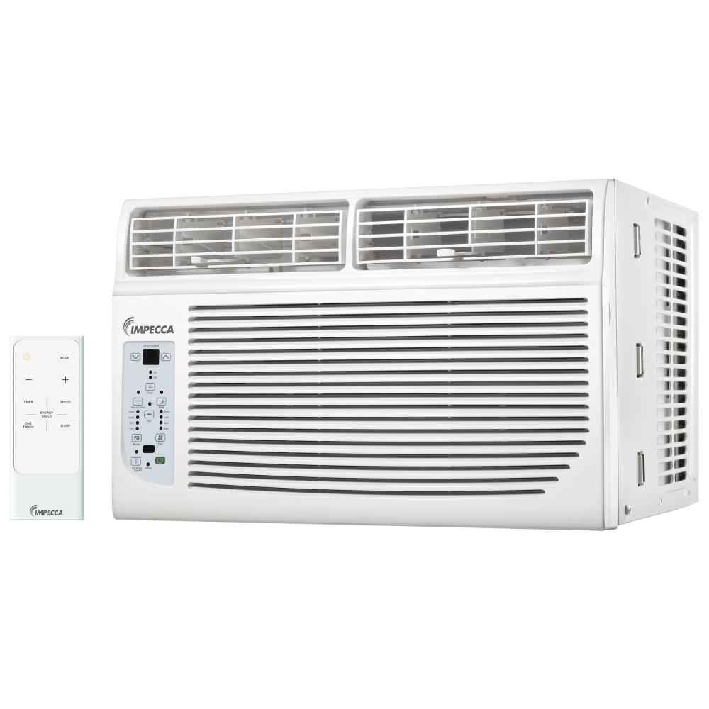 Impecca Iwa08 Ks30 8 000 Btu Window Ac Electronic