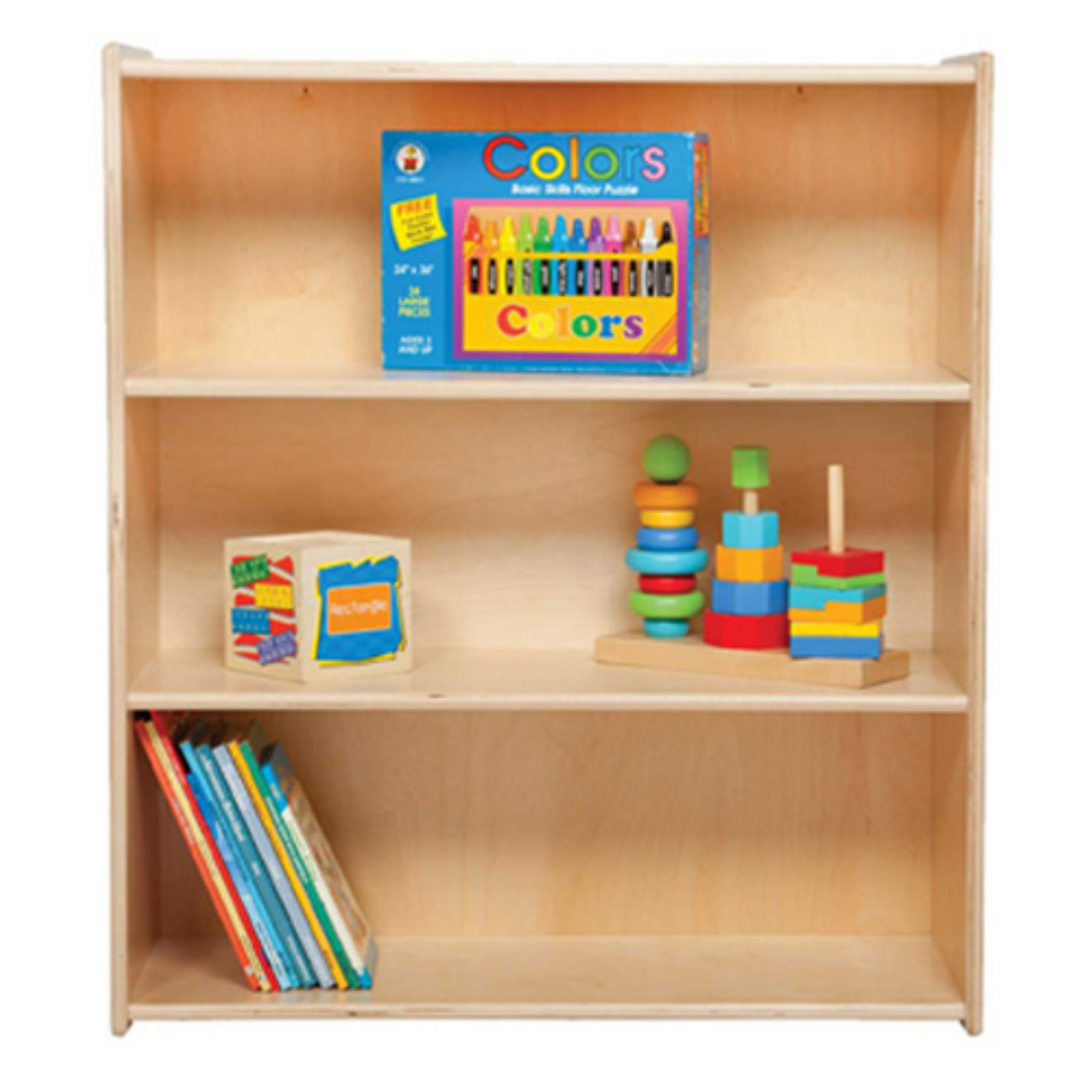 Contender Book Shelf