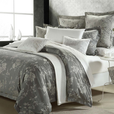 Bundle-81 North Home Tess Duvet Cover Collection (6 Pieces)