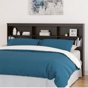 Mainstays Storage Headboard Multiple Colorultiple Sizes