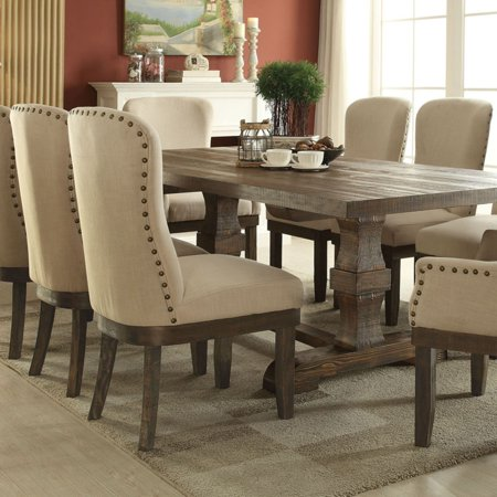 Acme Furniture Landon Dining Side Chairs - Set of 2 Acme Furniture Set Chair