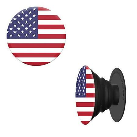 PopSockets Grip: American Flag