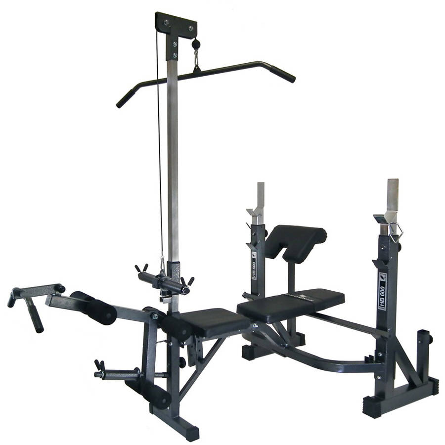 itm rack gym press with golds lifting weights s olympic bench fid gold lb weight