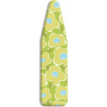 Whitmor 6467-833 Deluxe Scorch Resistant Ironing Board Cover and Pad, Petal Power []