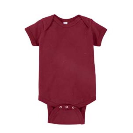 Rabbit Skins Infant Fine Jersey Bodysuit