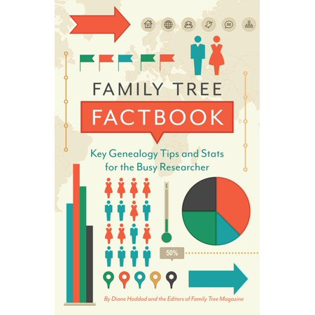 Family Tree Factbook : Key Genealogy Tips and STATS for the Busy (Father In Law Of Europe Family Tree)