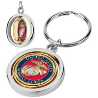 US Marines Spinner Keychain