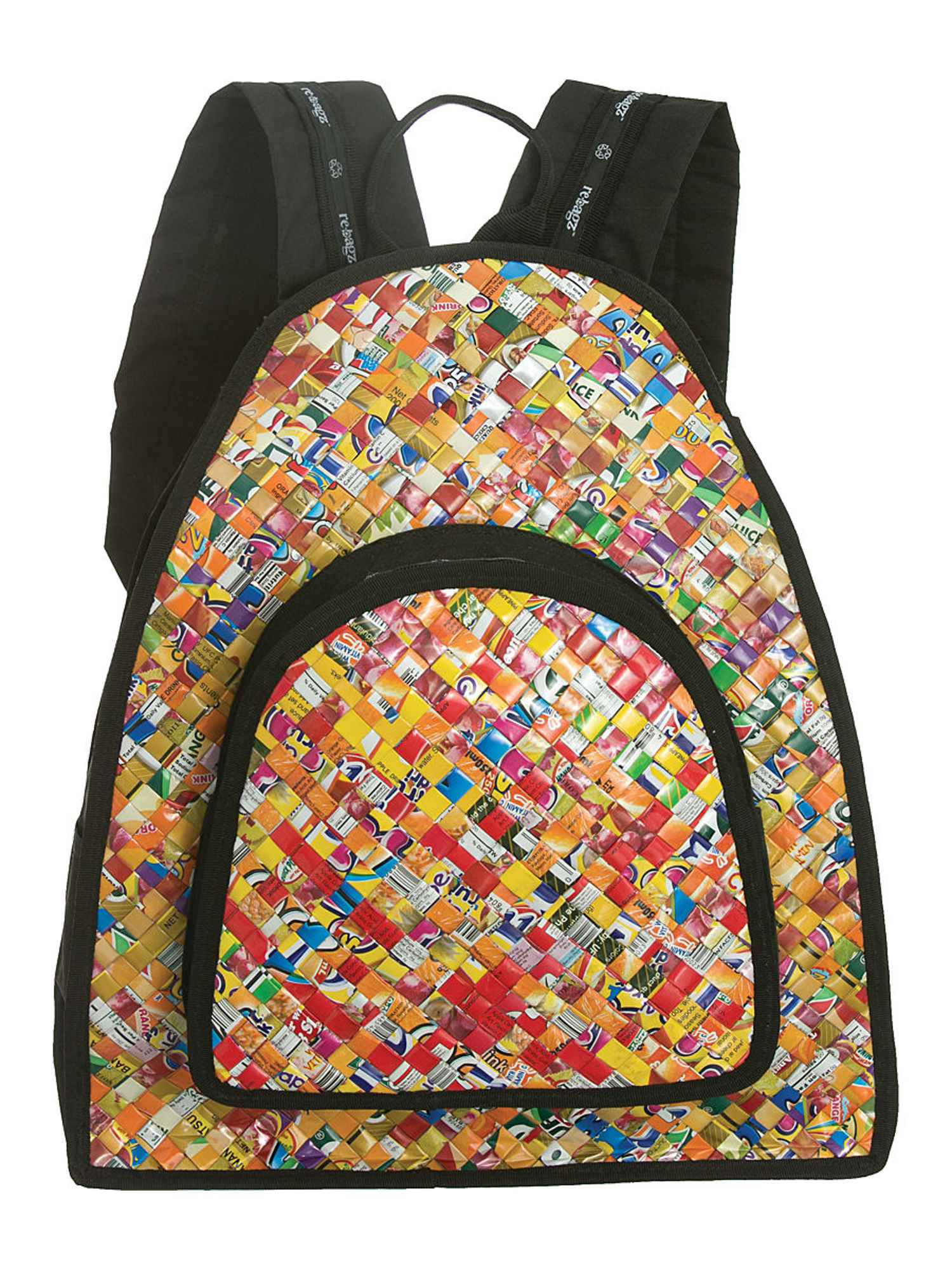 Rebagz  Eco-Friendly Recycled Backpack