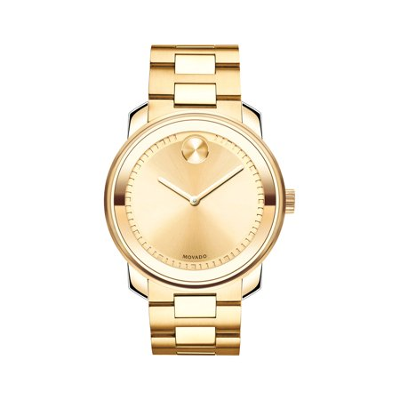 Movado Gold Bold Analog Watch 3600258 ()