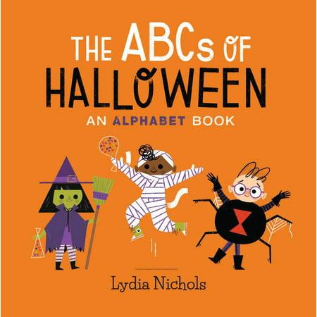 The ABCs of Halloween : An Alphabet Book](Abc Halloween Marathon)