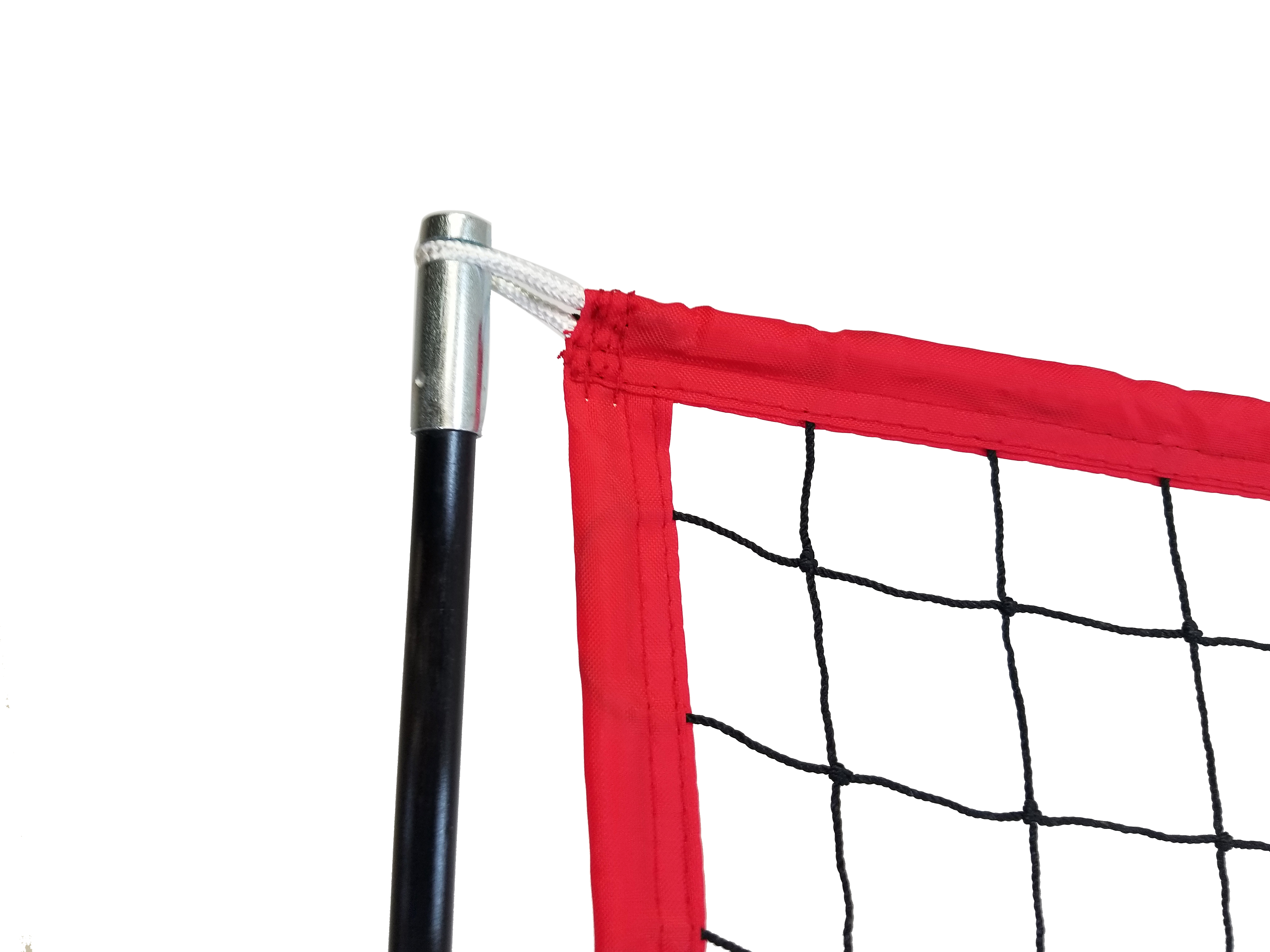 Outdoor Rainbow Ribbon Net Physical Training Climbing Net for Daily Sports and E