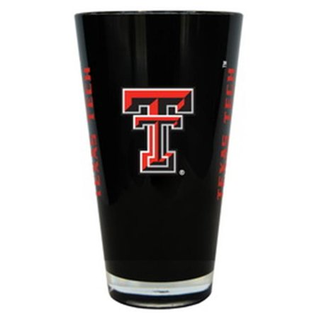 Texas Tech Red Raiders 20 oz Insulated Plastic Pint Glass - image 1 of 1