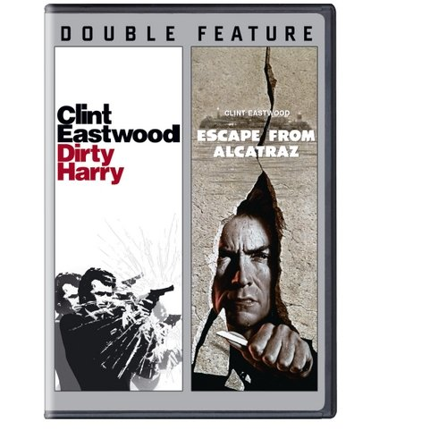 Dirty Harry / Escape From Alcatraz (Widescreen)
