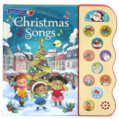 Christmas Songs: Deluxe Sound Book Wood Module (Board Book)](Scary Halloween Sounds Songs)