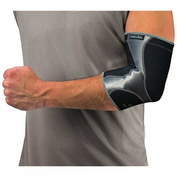 Mueller Hg80 Antimicrobial Elbow Support-Large