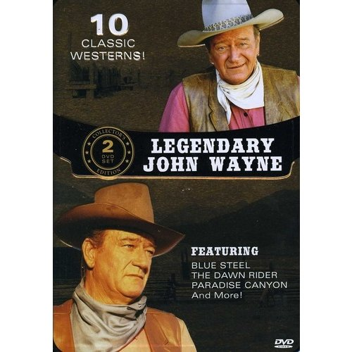 Legendary John Wayne (Tin Case)