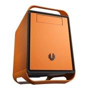 BitFenix Prodigy M BFCPRM300OOXKKRP No Power Supply MicroATX Case Orange