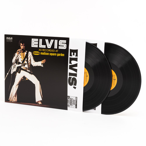 Elvis: As Recorded At Madison Square Garden (Vinyl)
