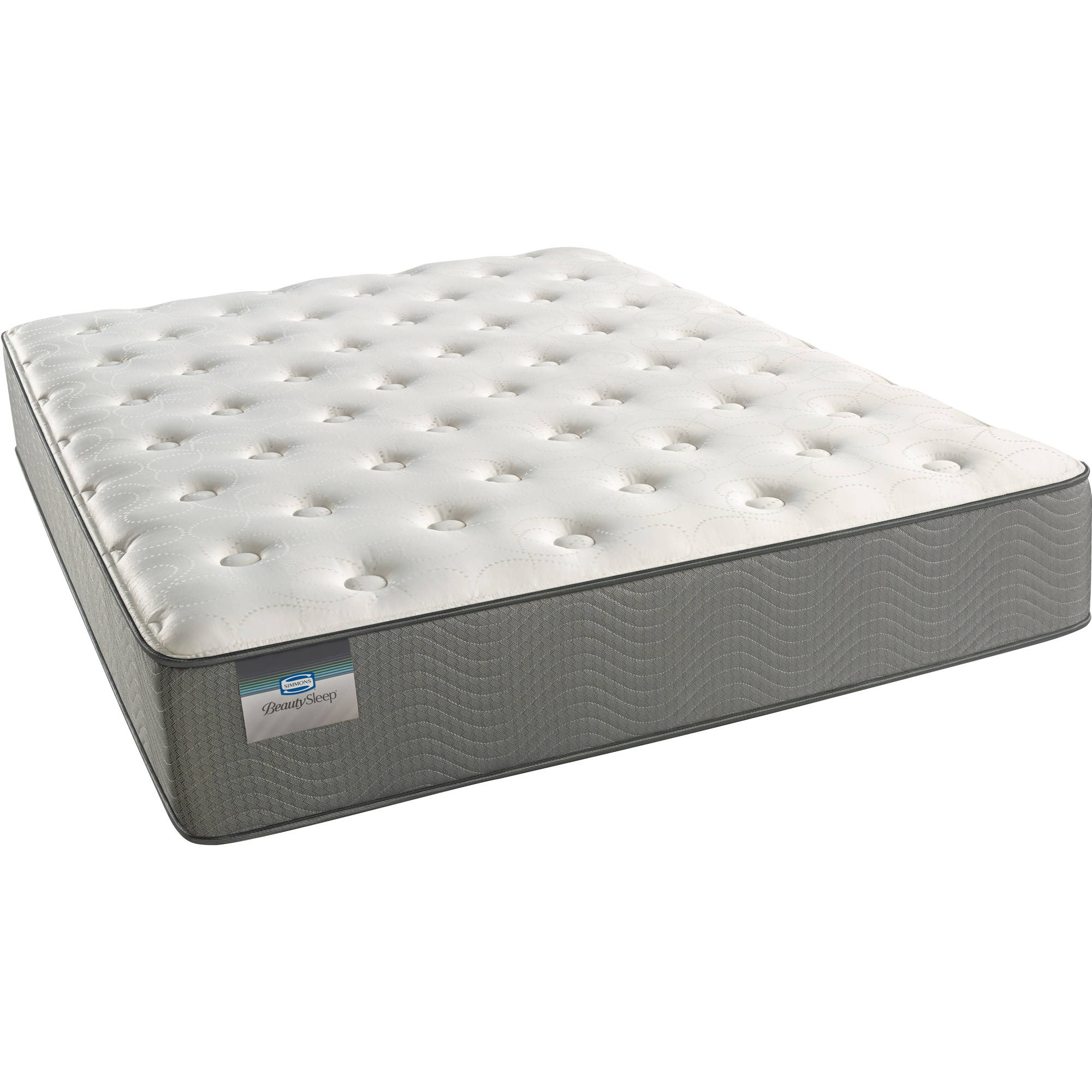 "Simmons BeautySleep Sanford 11.5"" Plush Mattress"