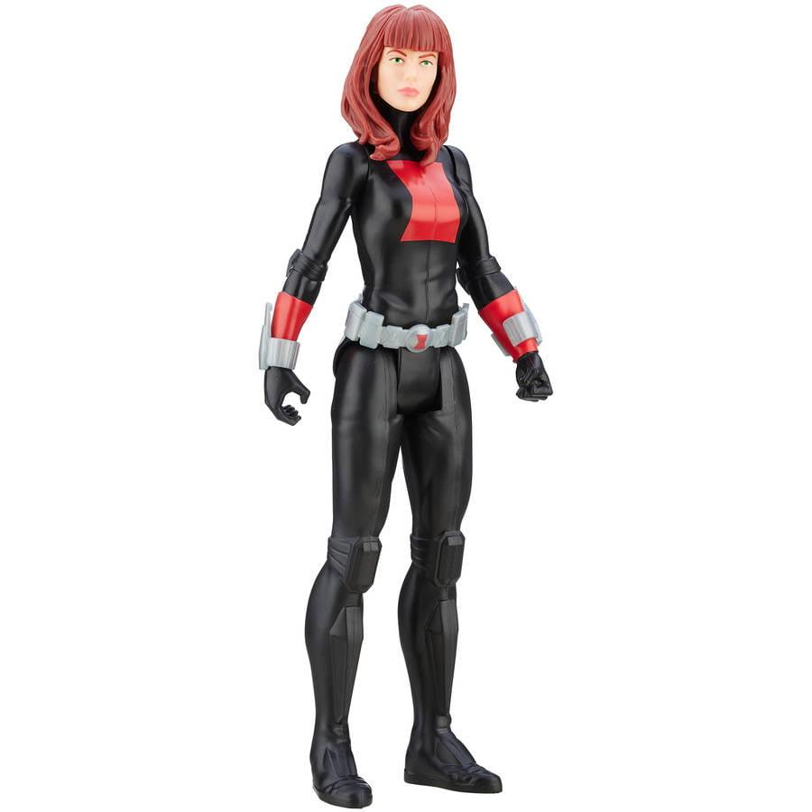 Marvel Titan Hero Series 12-inch Black Widow Figure