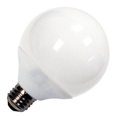 GE Energy Smart CFL 11-Watt (40-watt replacement) G25 Light Bulb with Medium Base