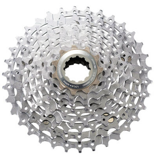 Shimano XT M770 11-34T Mountain Bike 9-Speed Cassette