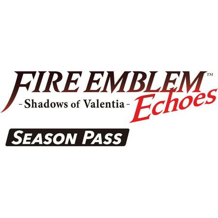 Fire Emblem Echoes: Shadows of Valentia Season Pass, Nintendo, Nintendo 3DS, [Digital Download],
