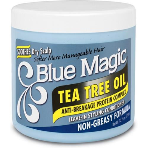 Blue Magic  Tea Tree Oil, 13.75 oz (Pack of 4)