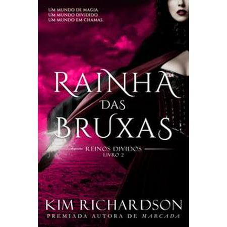 Rainha das Bruxas - eBook