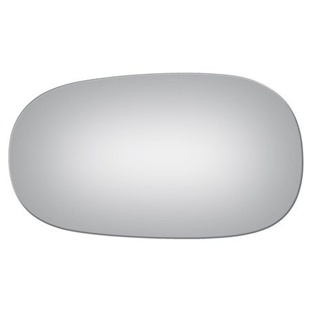 Burco 2834 Driver Side Replacement Mirror Glass for 1998-2002 Chevrolet Prizm