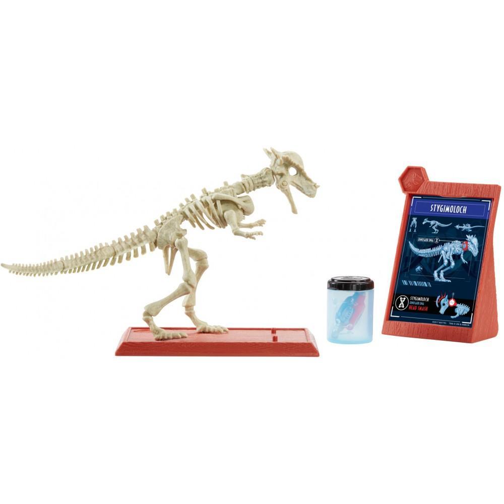 "Jurassic World STEM Fossil Strikers Stygimoloch ""Stiggy"""