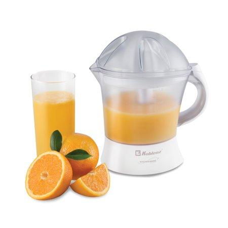 Koblenz® Cekm-40 Pb 1.2 Liter Kitchen Magic Collection Citrus Juicer